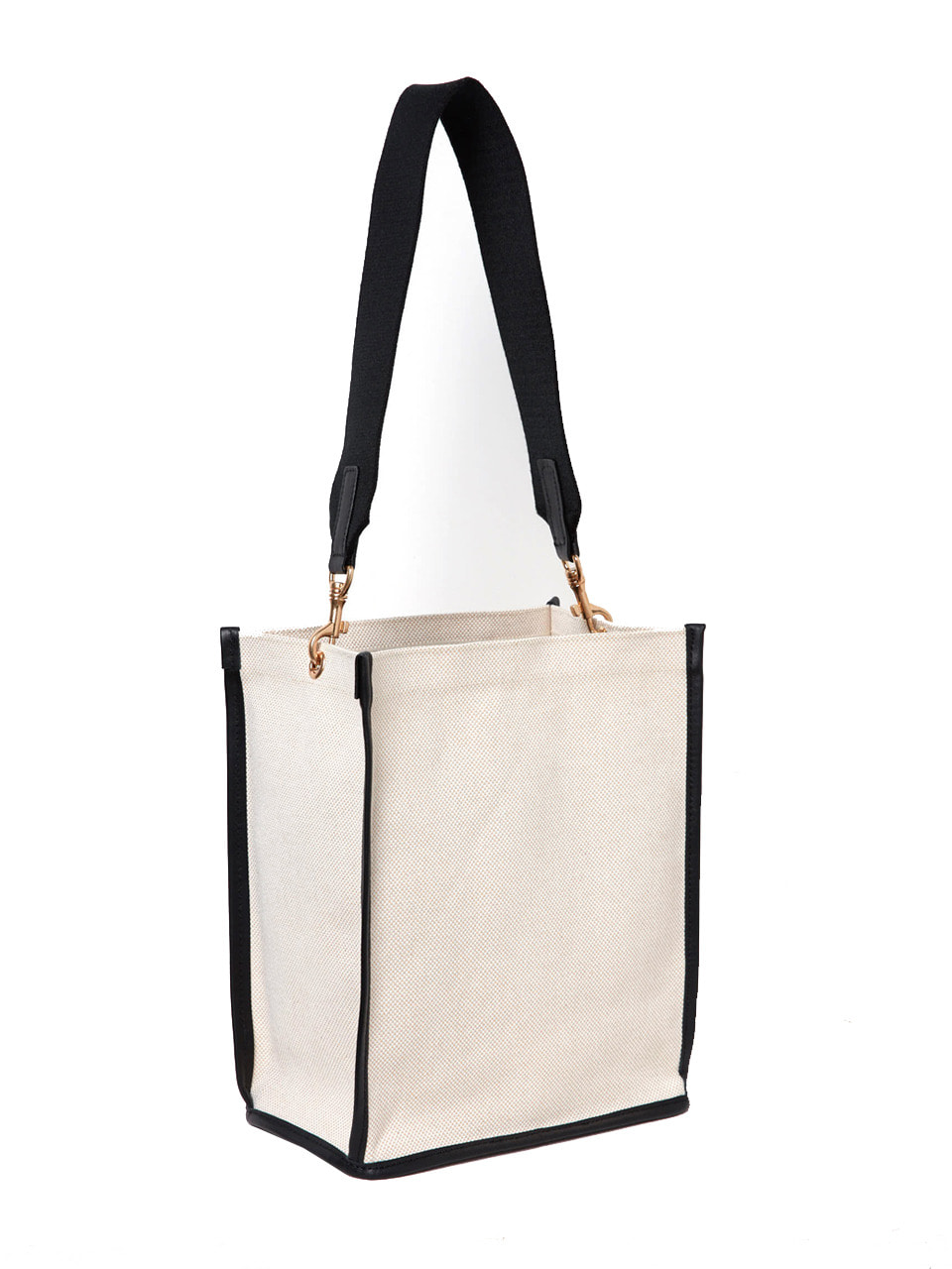 CANVAS SHOPPER_black